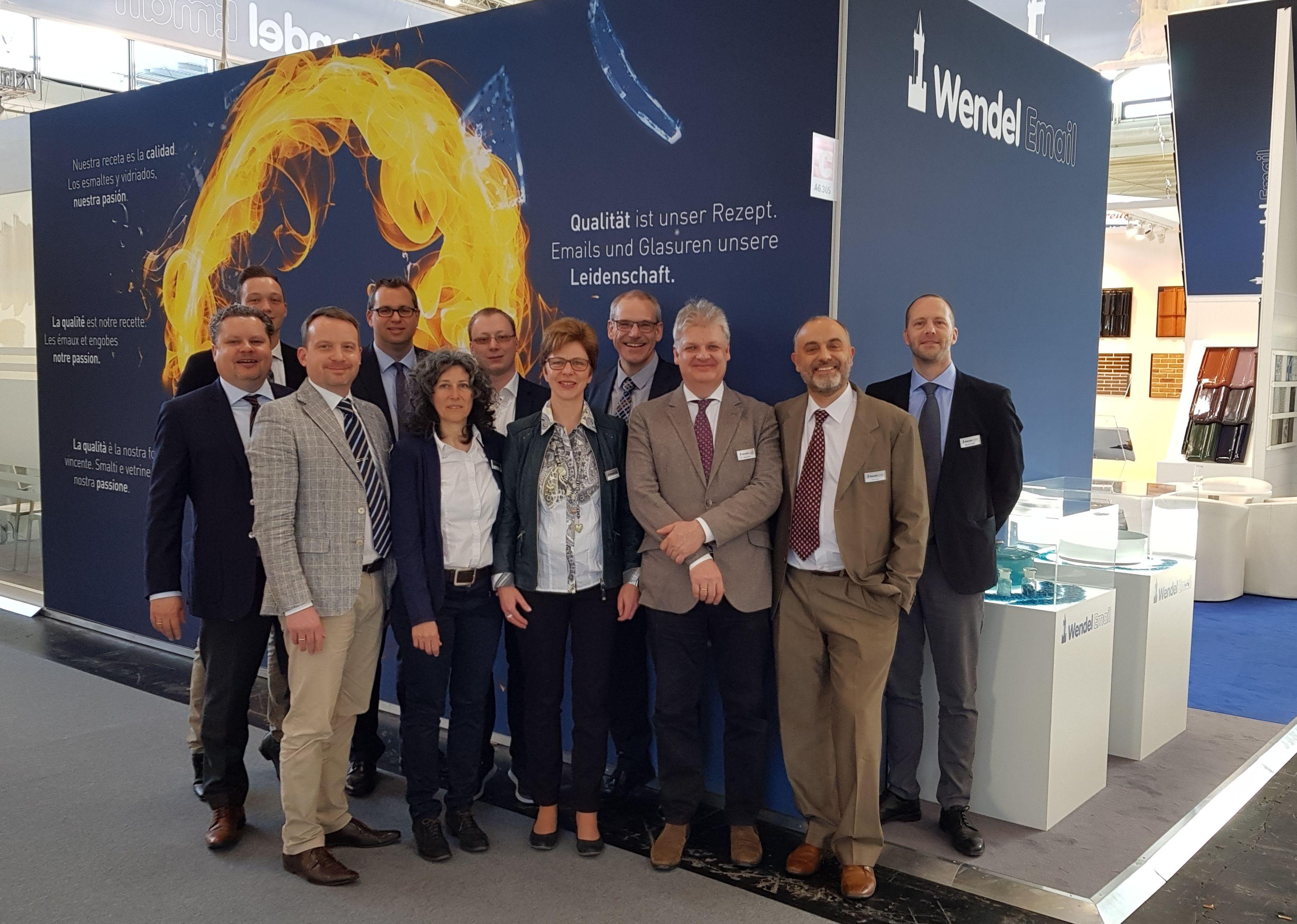 (Deutsch) Wendel mit Vielfalt und «Fun» in München