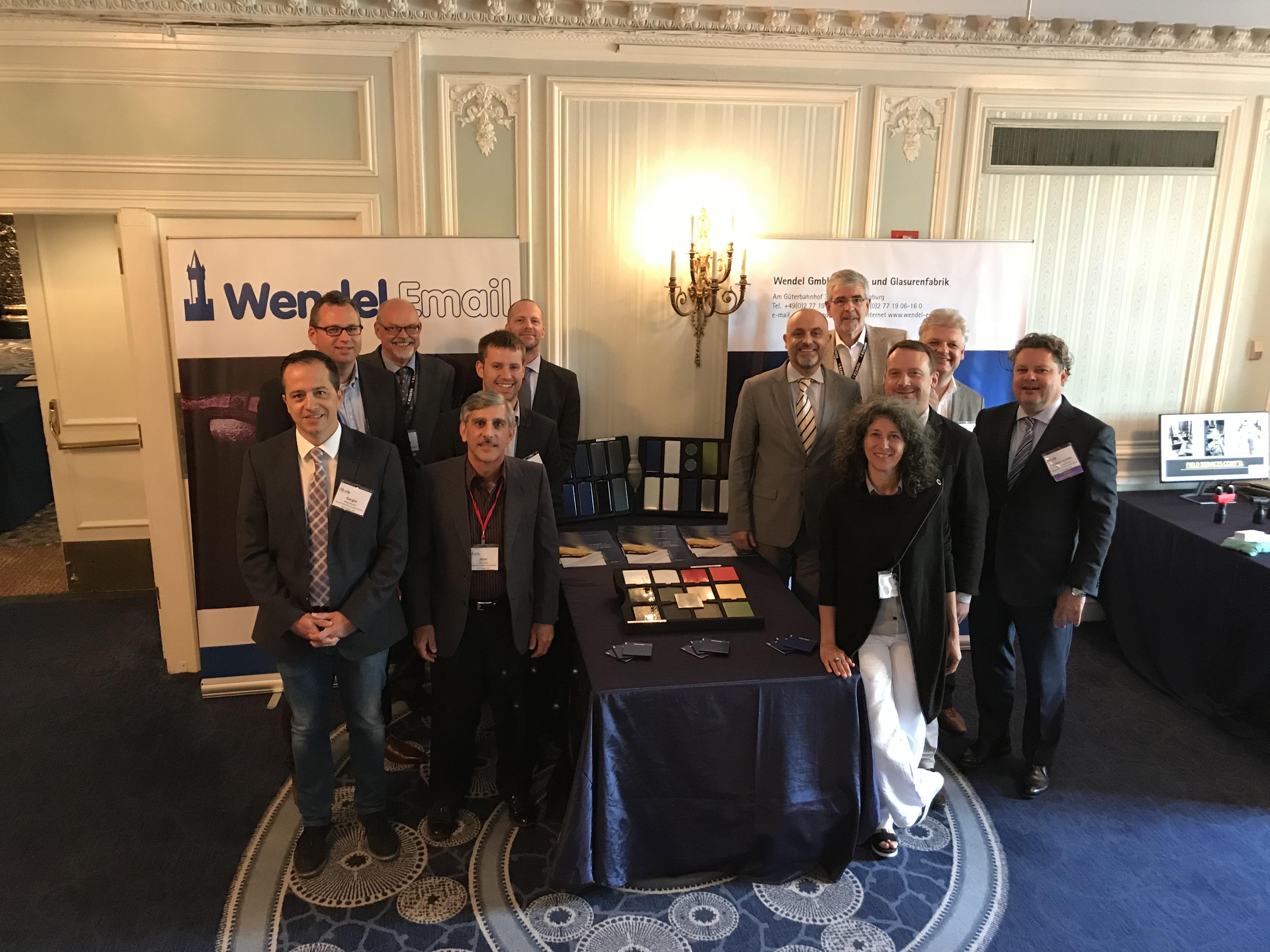 (Deutsch) 24. Internationaler Emailkongreß in Chicago